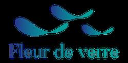 Objets et Bijoux en verre artisanaux Logo